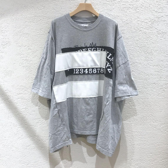 00○○ ワイドTシャツ / 1804-29