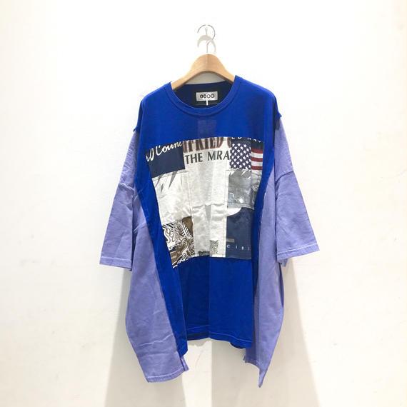 00○○ ワイドTシャツ / 1808-62