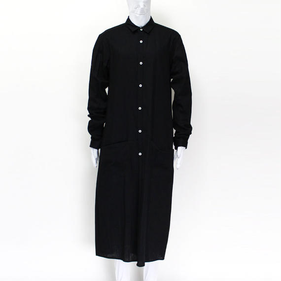 LONG LONG SHIRTS / 99 BLACK