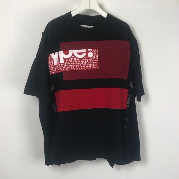 00○○ ワイドTシャツ / 1804-32