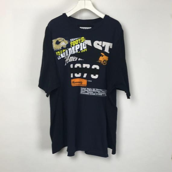 00○○ ワイドTシャツ / 1804-43