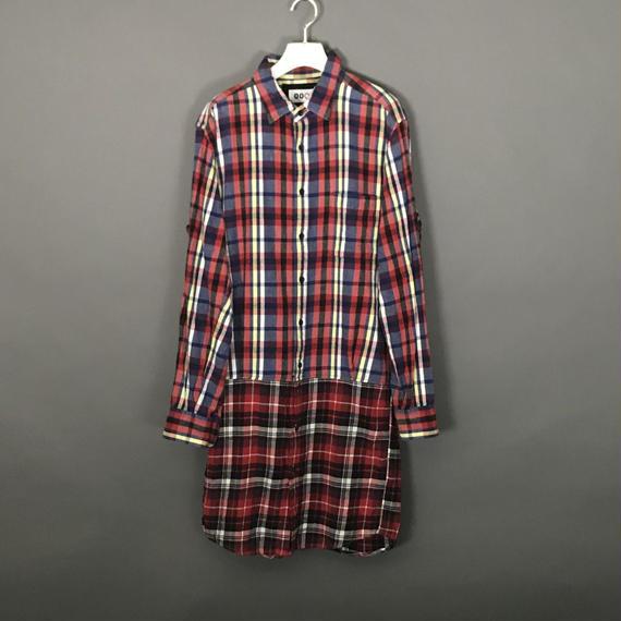 00○○ ロングシャツ / 1808-107