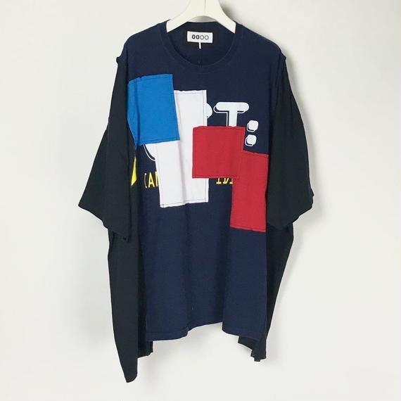 00○○ ワイドTシャツ / 1808-16