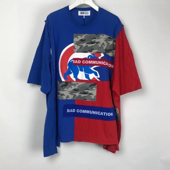 00○○ ワイドTシャツ / 1804-52