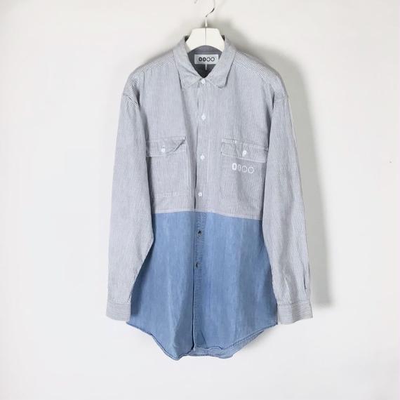 00○○ 切り替えシャツ / 1810-65