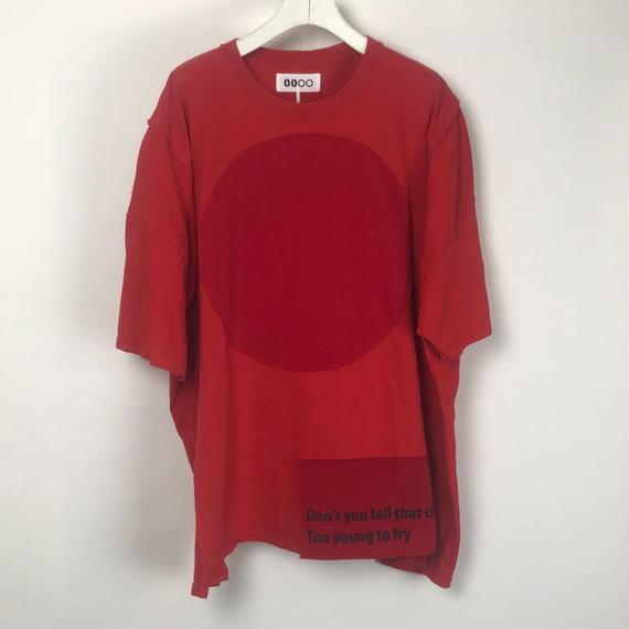 00○○ ワイドTシャツ / 1804-21