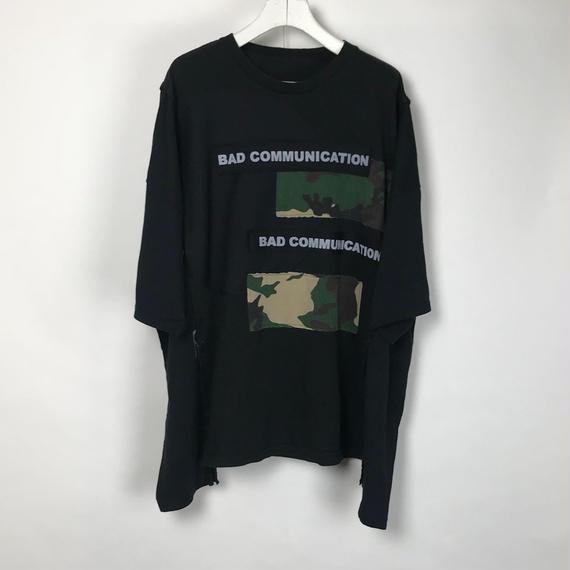 00○○ ワイドTシャツ / 1804-47