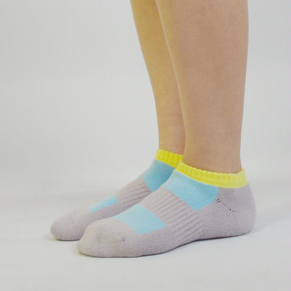 KOROKORO SOCKS / 02 MULTI-COLOR