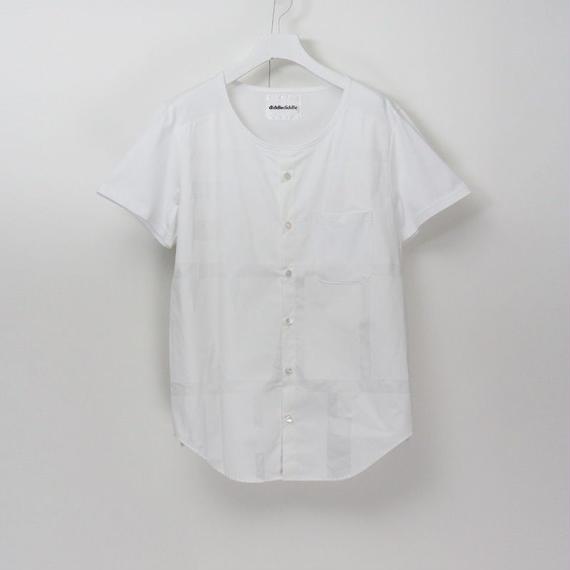 BASE BALL T-SHIRTS / 11 WHITE