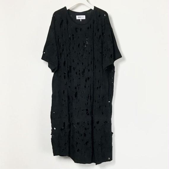 00○○ ダメージカットソー / 1807-82(細かい穴)