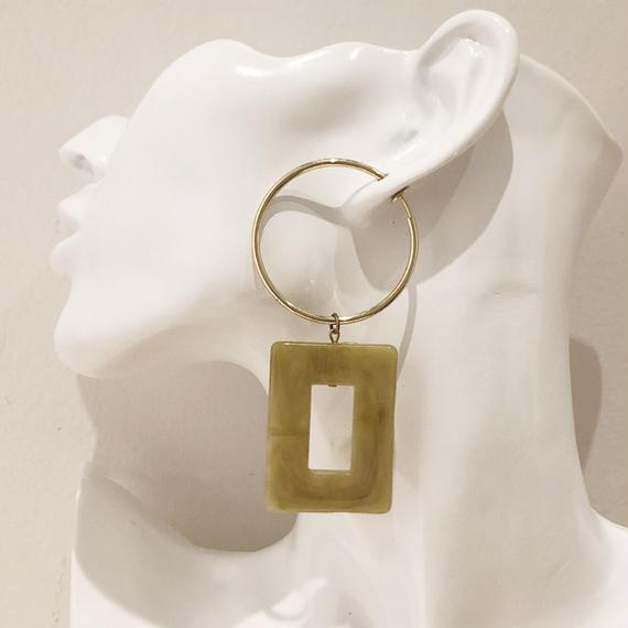 LINK earring #241 ※代引不可