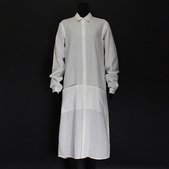 LONG LONG SHIRTS / 11 WHITE