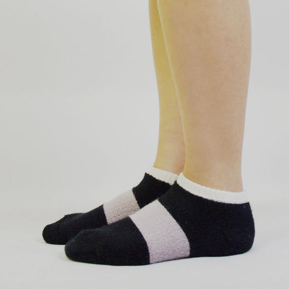 BONBON SOCKS / 99 BLACK