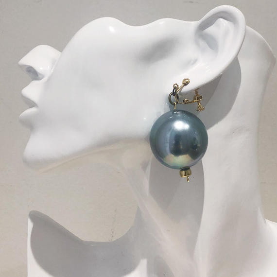LINK earring #290 (金属アレルギー対応)※代引不可