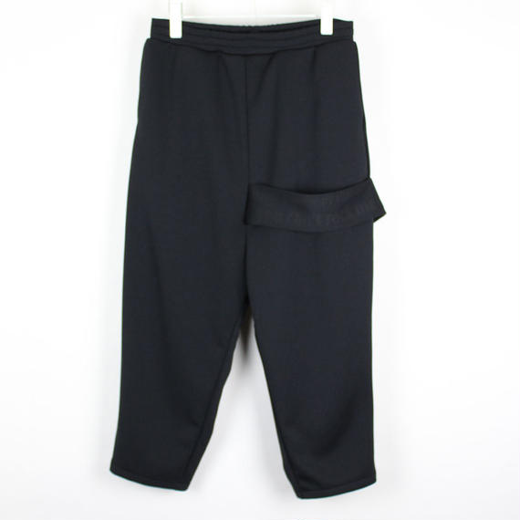 BLUE PANTS / 99 BLACK