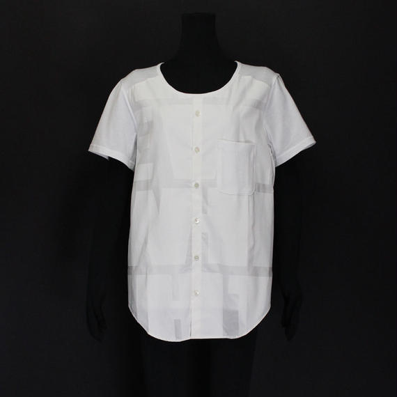 BASE BALL T-SHIRTS / 11 WHITE