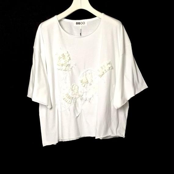 00○○ リボンTシャツ / 1807-58