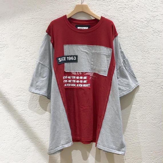 00○○ ワイドTシャツ / 1804-10