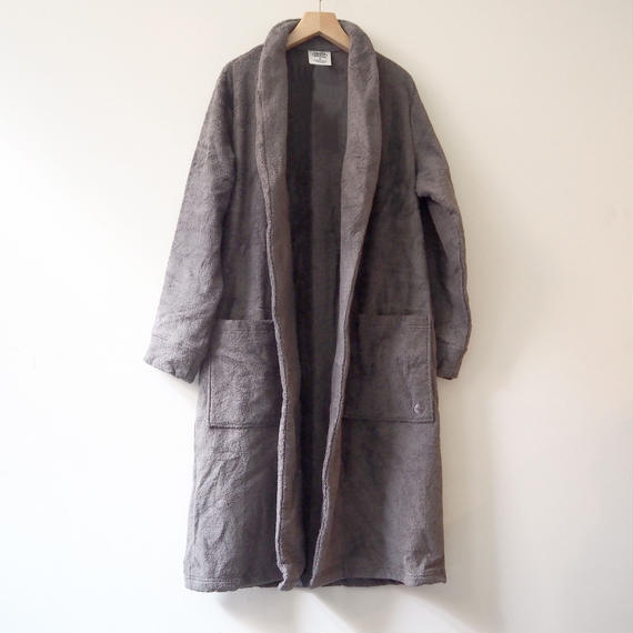 THING FABRICS   Bath robes (Long Pile)  Gray
