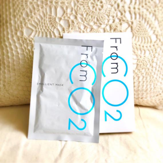 フロムCO2 エモリエントマスク(シート状パック)