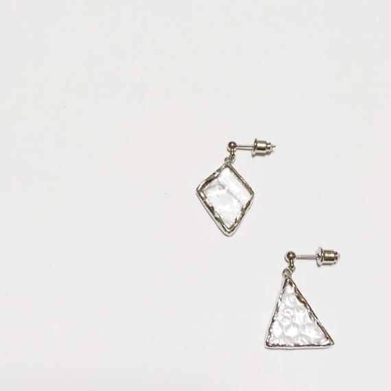 [NEW] 2018 s/s KAKERA Pierce 005両耳  イヤリング交換可(別売)