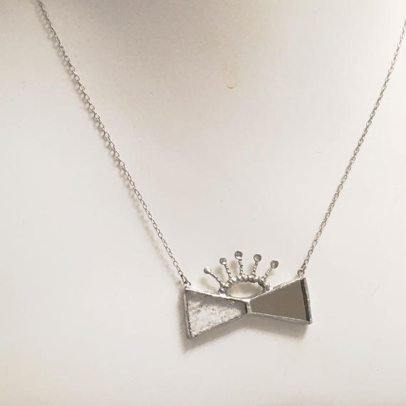 """【Sample SALE】Shining Necklace """"よあけ"""""""