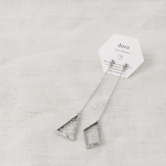 KAKERA Hanging  Pierce 30 別売イヤリング交換可