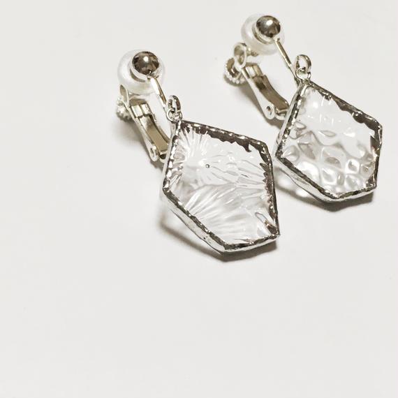 [NEW] KAKERA Earrings イヤリング002 ピアス交換無料