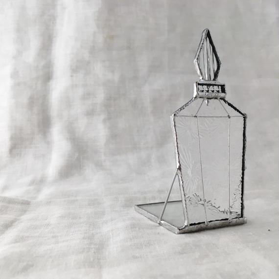 【受注制作】Perfume Bottle Candle Holder  01