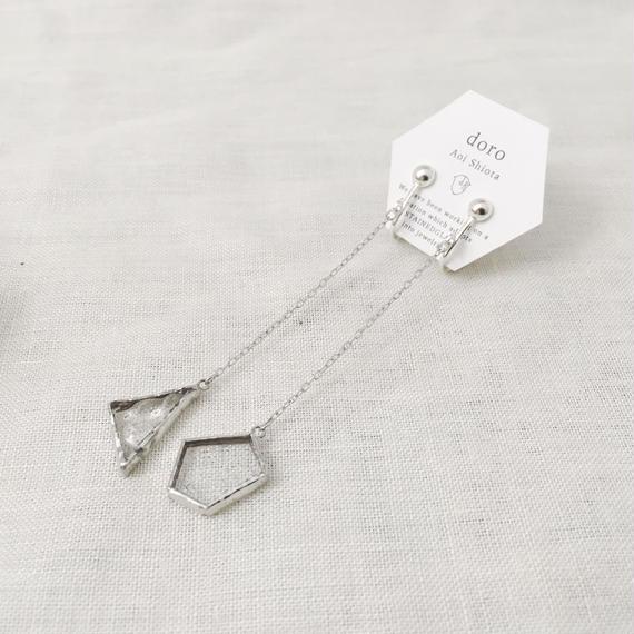KAKERA Hanging Earrings /イヤリング 020 ピアス可