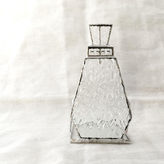 【受注制作】Perfume Bottle Candle Holder  02