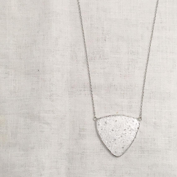 Pick Necklace 02 / ロングチェーン66cm