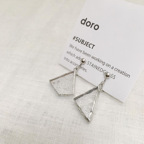[NEW] KAKERA Earrings イヤリング010 ピアス交換無料