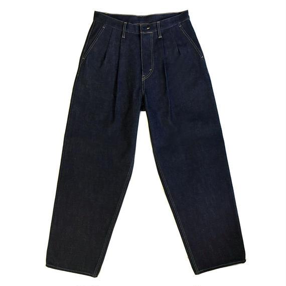 Graphpaper 21oz Denim Two Tuck Pant