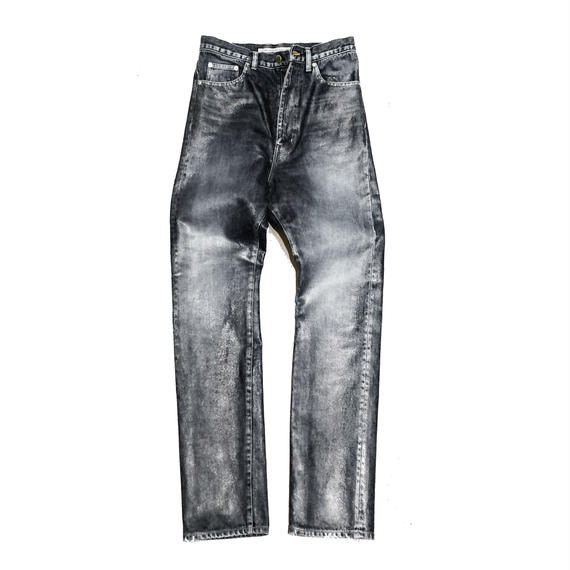 JOHN LAWRENCE SULLIVAN RUBBER COATING DENIM