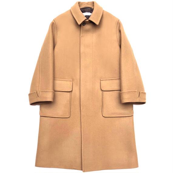 Graphpaper  Wool Cashmere Melton Coat