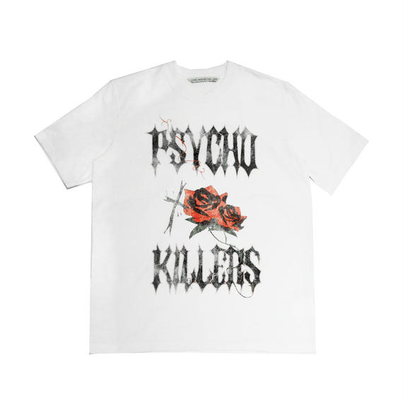 "JOHN LAWRENCE SULLIVAN ""PSYCHO KILLER BIG T-SHIRTS"""