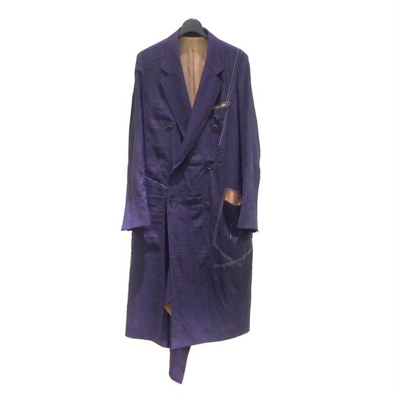 "BED J.W. FORD ""Wrap Coat"""