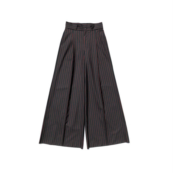 "JOHN LAWRENCE SULLIVAN ""WIDE STRIPE TROUSERS"""