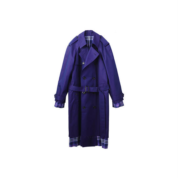 JOHN LAWRENCE SULLIVAN TRENCH COAT