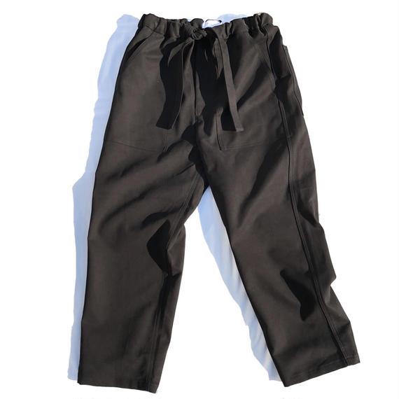 Graphpaper  Cotton Double Cloth Baker Pants