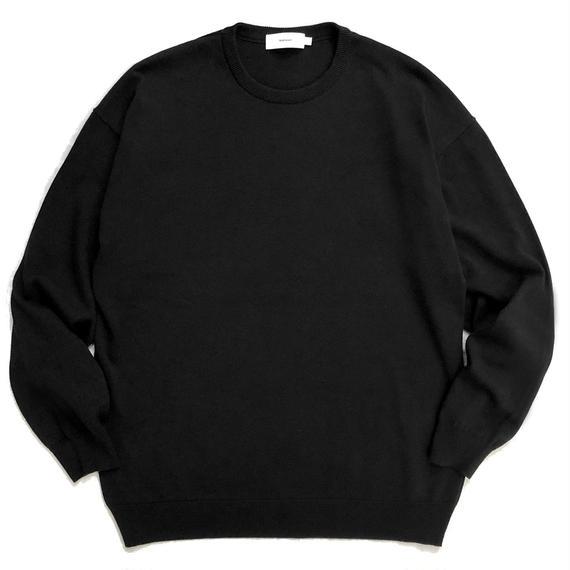 Graphpaper Suvin L/S Crew Neck knit