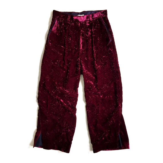BED J.W. FORD  Wide Trousers.