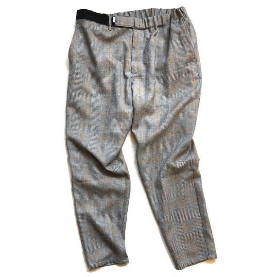 Graphpaper  Glencheck Wool Cook Pants