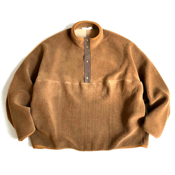 Graphpaper  Wool Boa High Neck Pullover