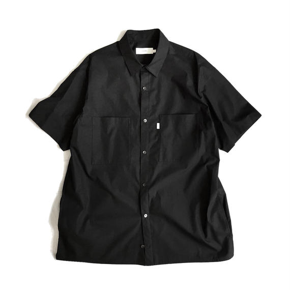 Graphpaper  TYPEWRITER S/S BOX SHIRT