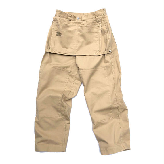 FreshService Trousers  TOOL POCKET WORK PANTS