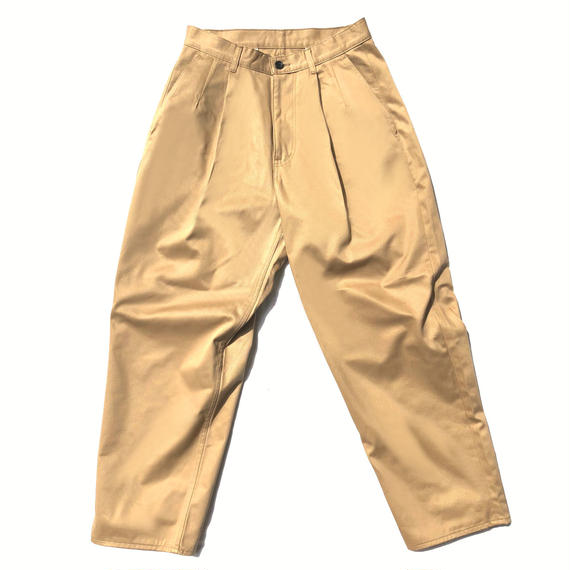 Graphpaper TWO TUCK CHINO PANT