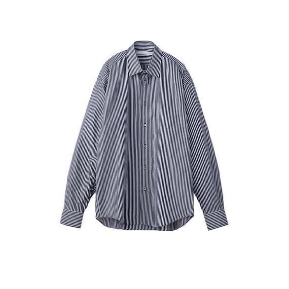 "JOHN LAWRENCE SULLIVAN""LONG SLEEVE STRIPE SHIRT"""