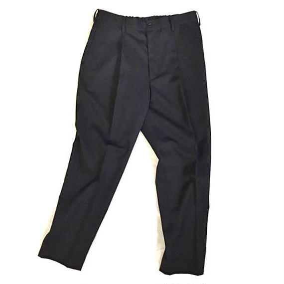 Graphpaper  Selvage Wool Tapered Slacks